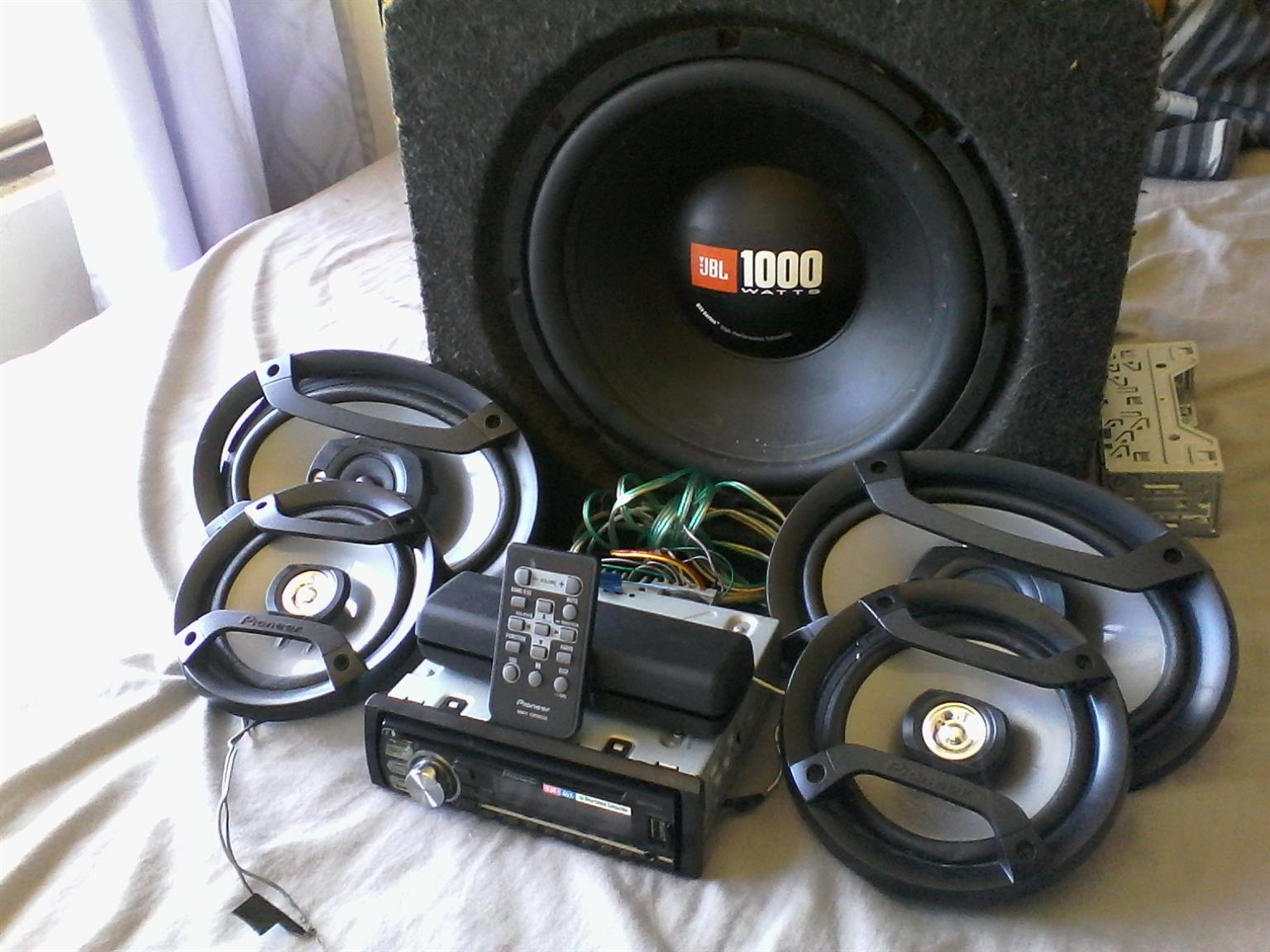 Pioneer system for sale