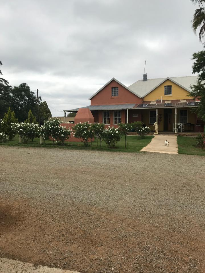 Spacious houses on 3 hectare ground