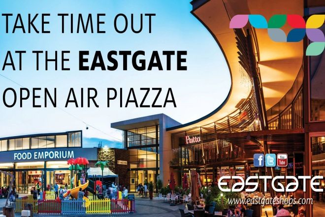 TWO FAST FOOD FRANCHISES FOR SALE in the EASTGATE MALL