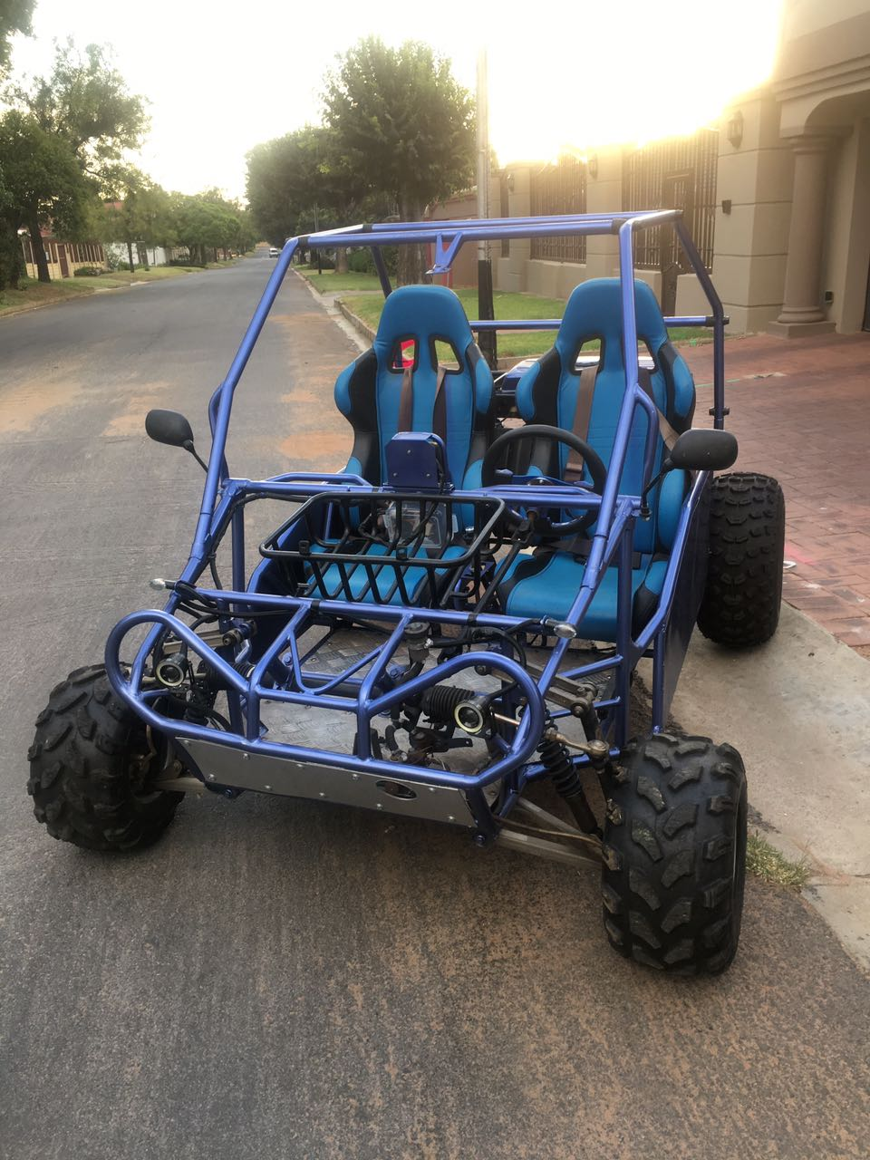 PIPE BUGGY