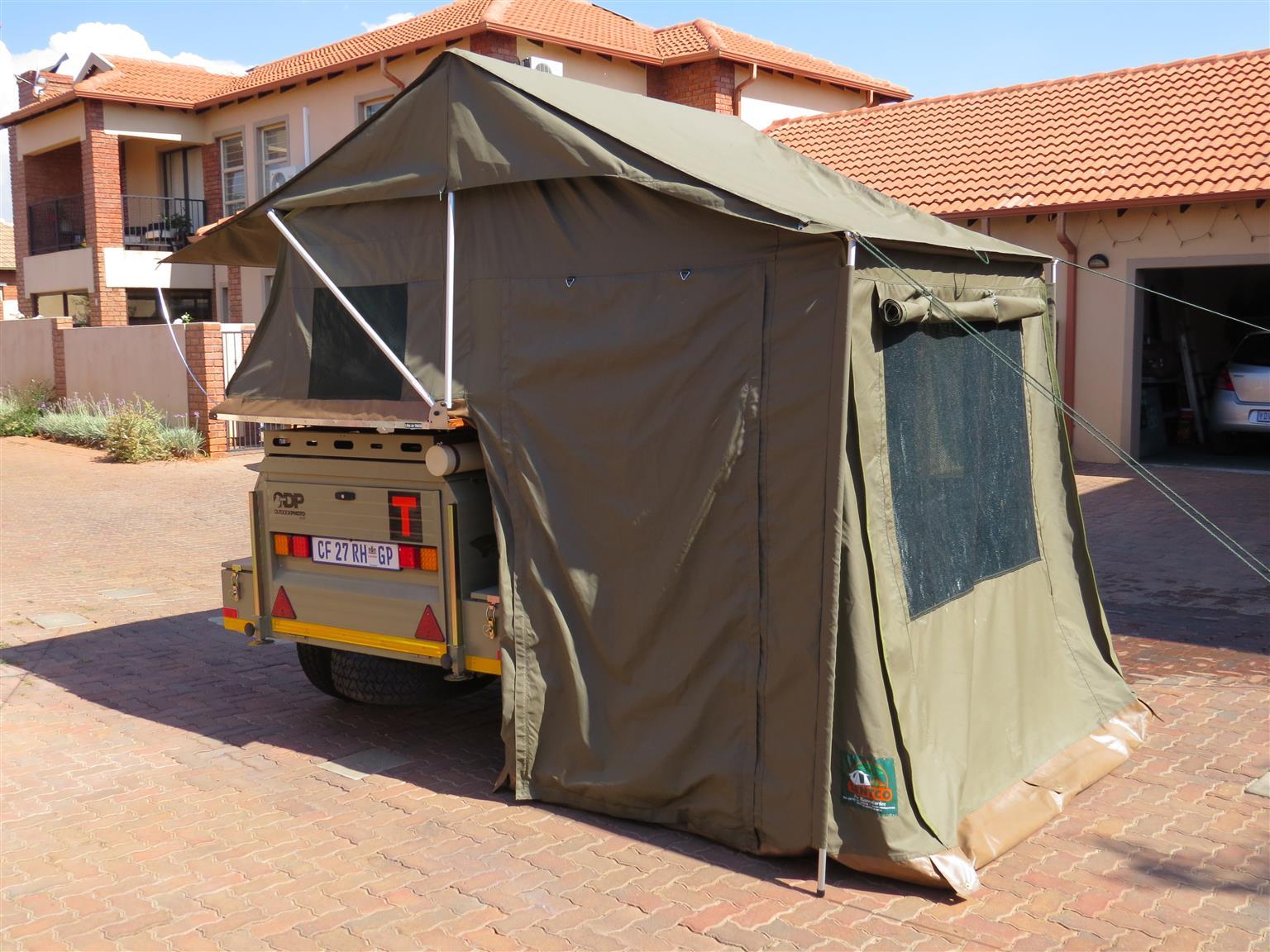 1.450 Tentco Junior Trailer Tent