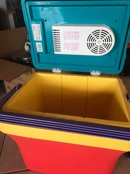Mac-Afric Electric Thermal Cooler/Warmer