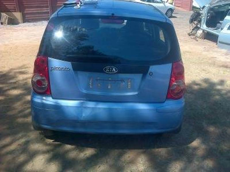 Picanto now for stripping of parts