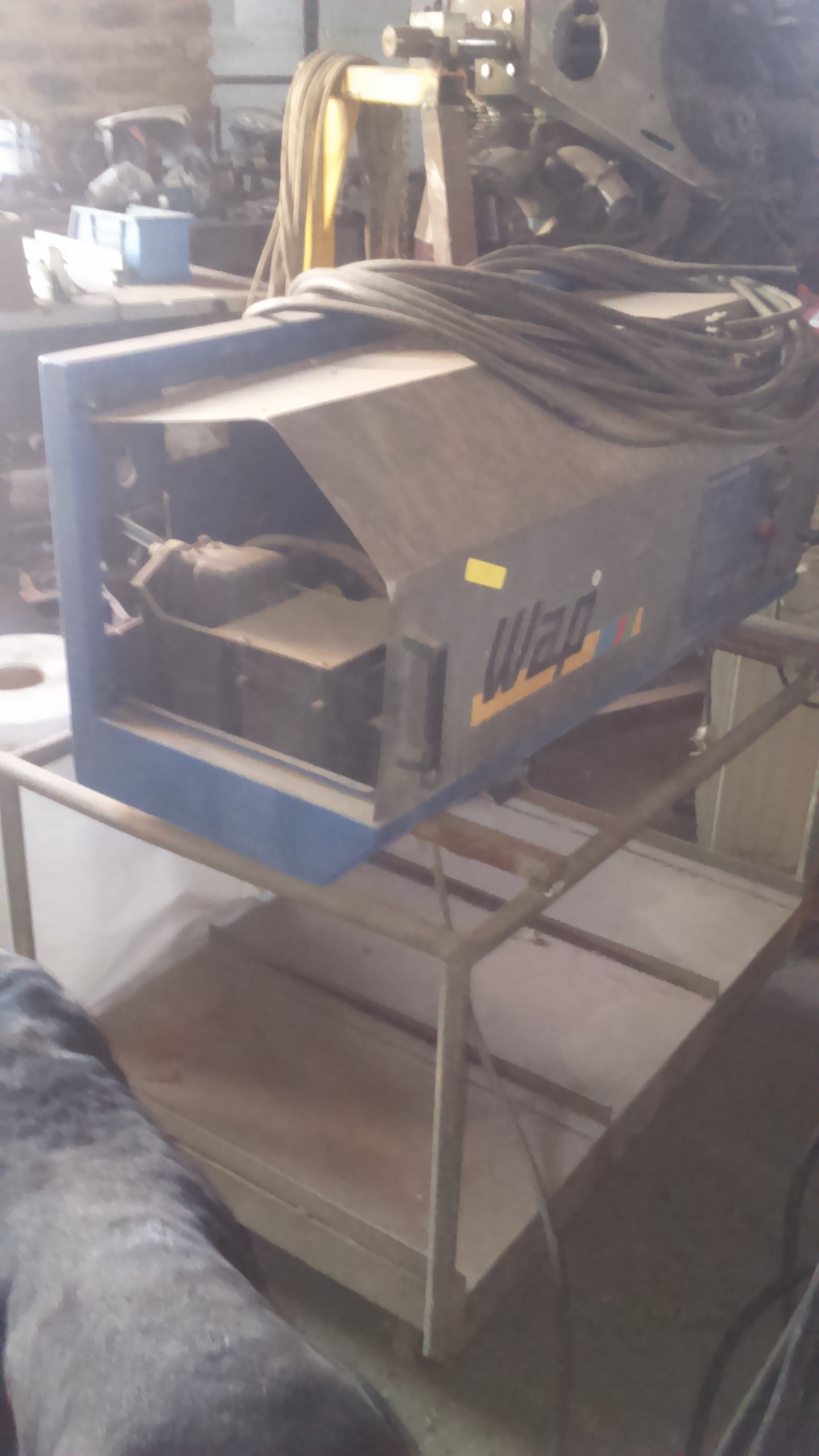 Wap industrial pressure cleaner