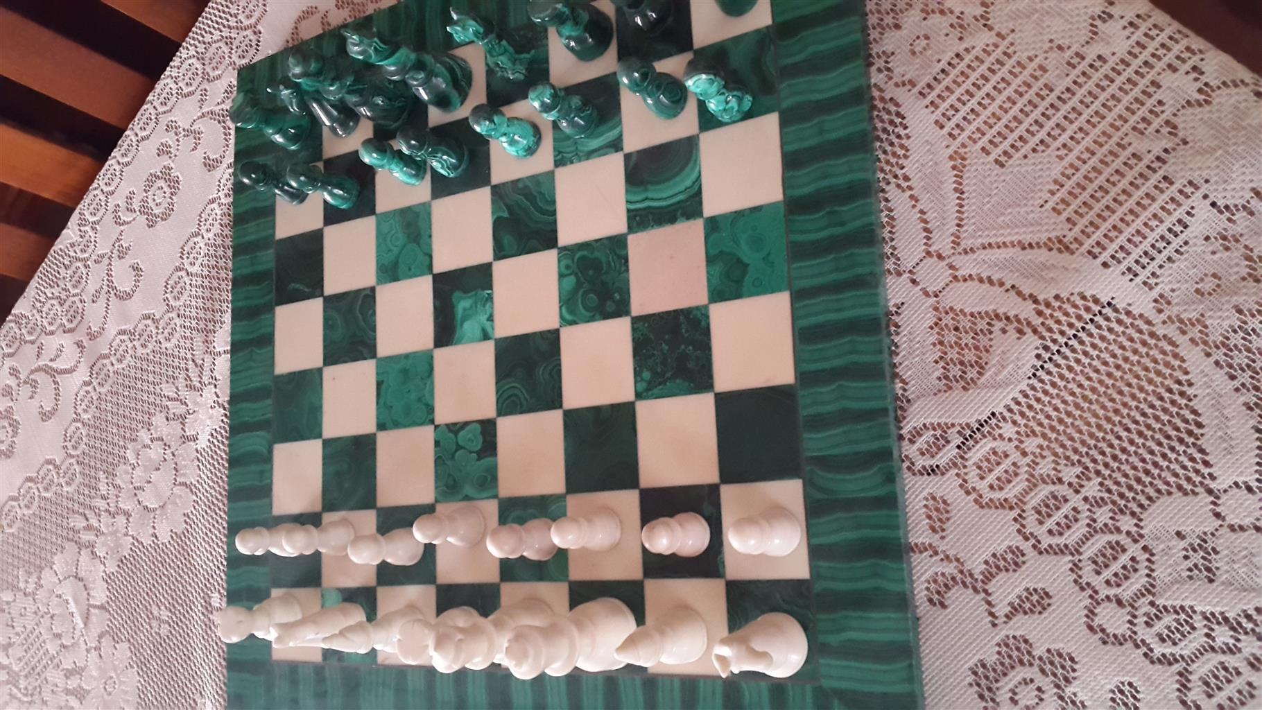 CHESS SET FOR SALE