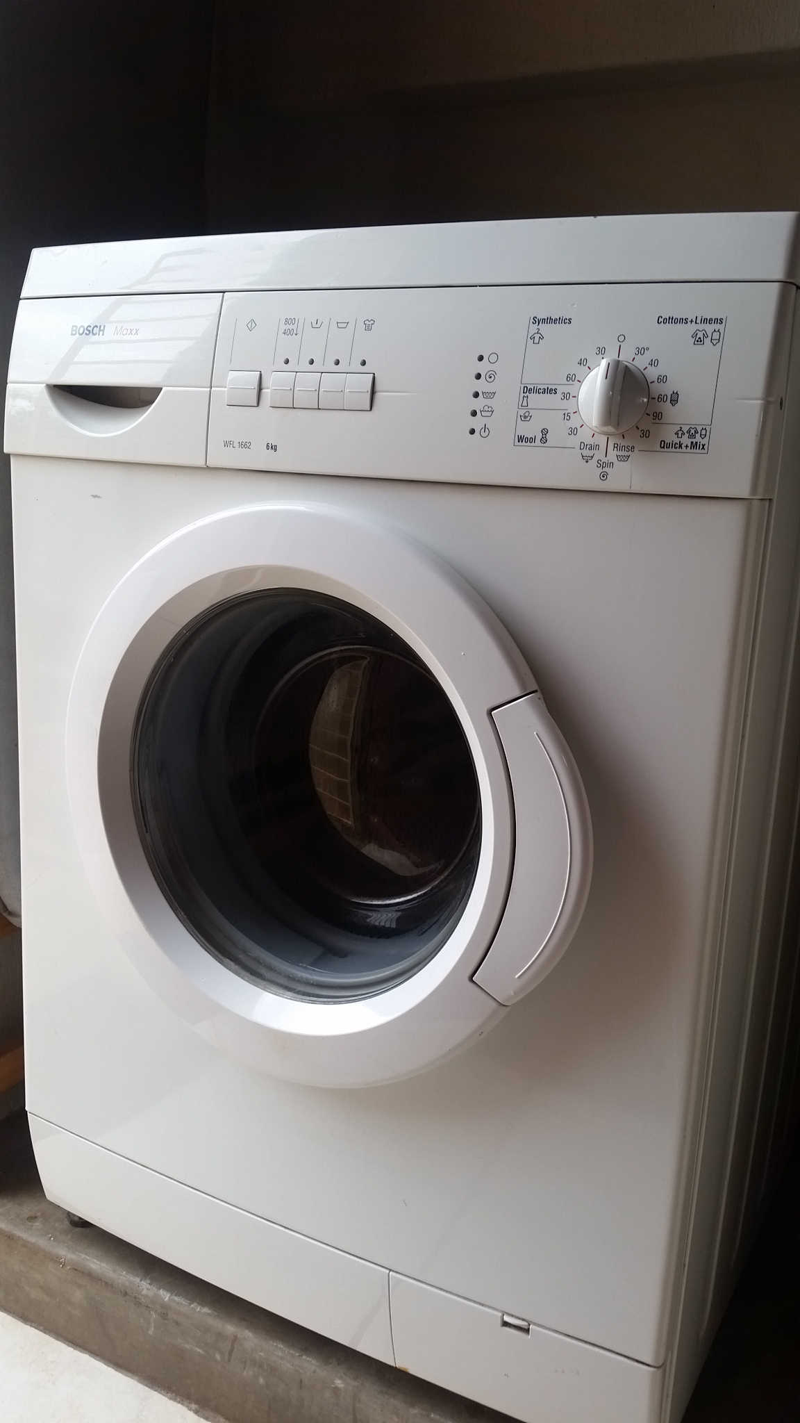Bosch 6kg Front loader Washing Machine