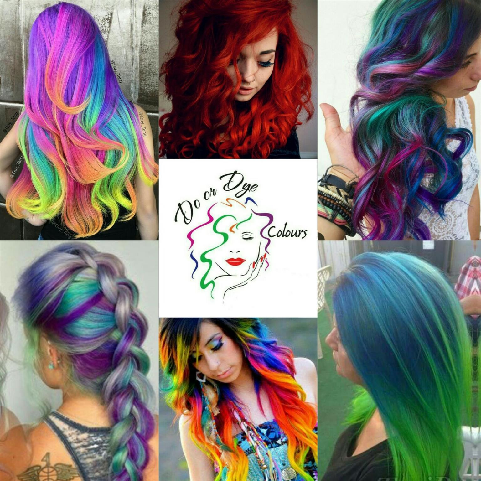 do or dye hair colours