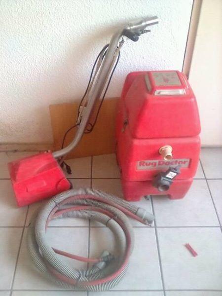 RugDoctor industrial vacuum cleaner