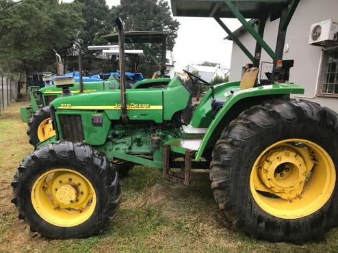 John Deere Turbo Tractor on Special sale