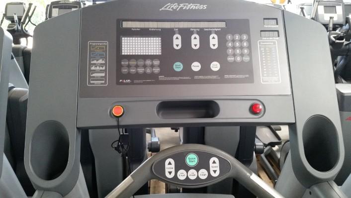 Life Fitness 97Ti Professional treadmill!