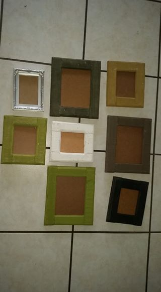 Various photo frames for sale