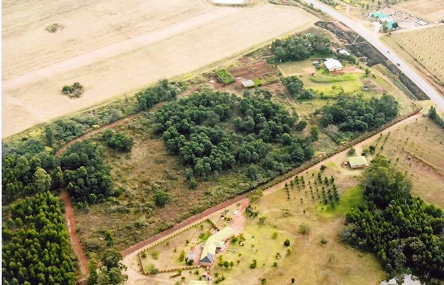 Small Farm with Bushveld View in Nelspruit