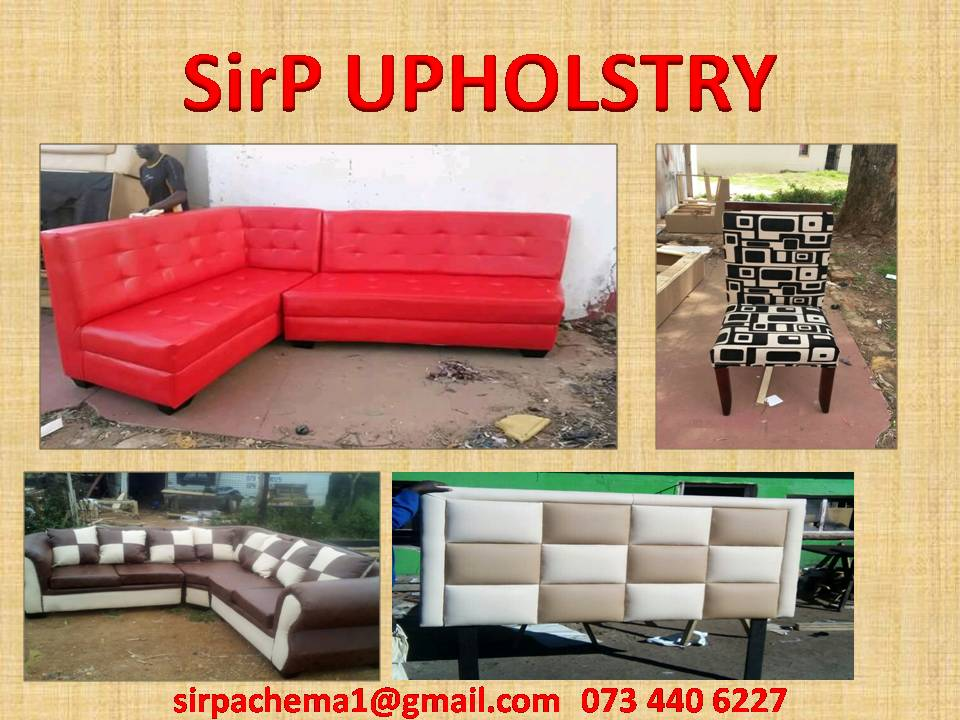 SirP Upholstery Services