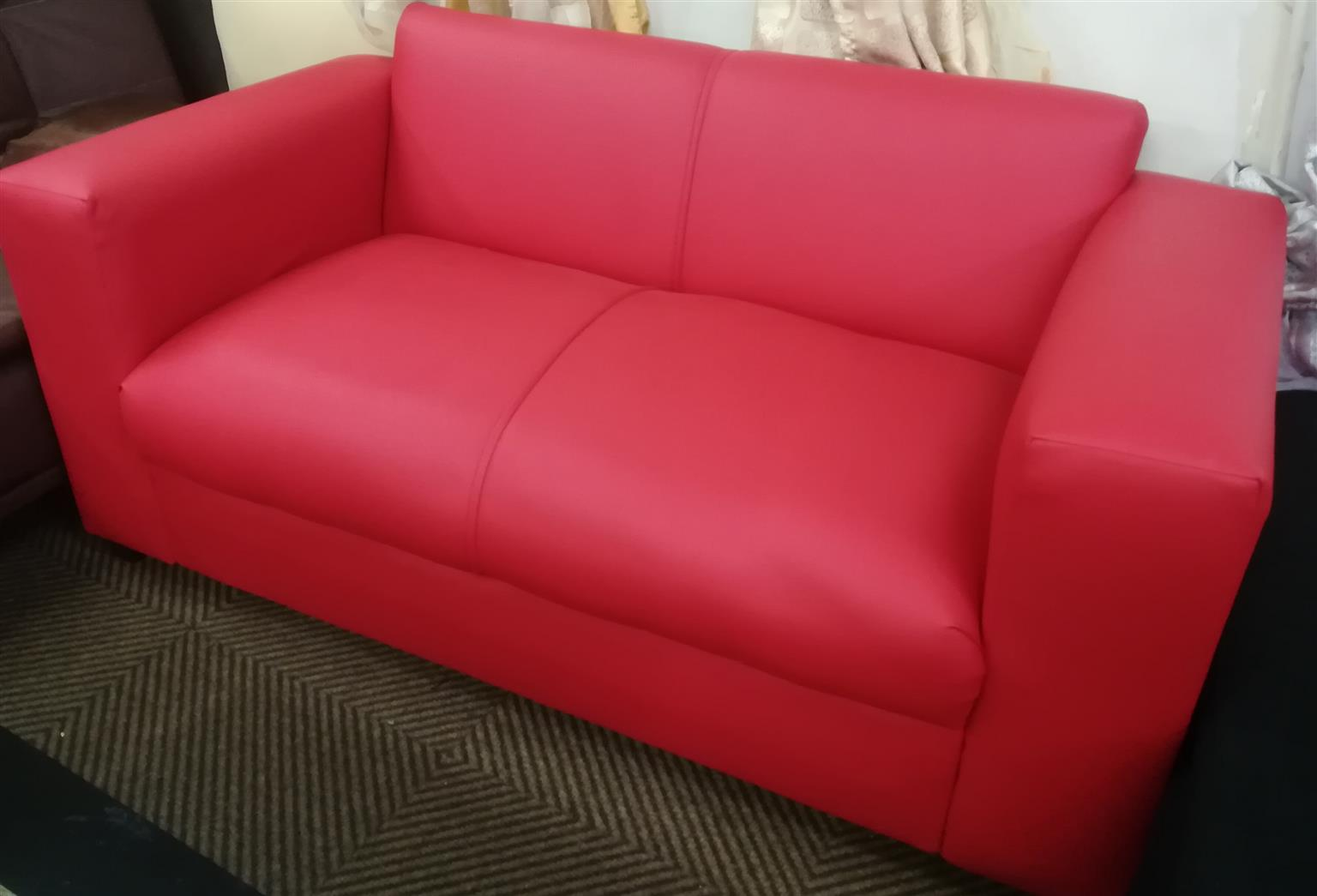 New red couch