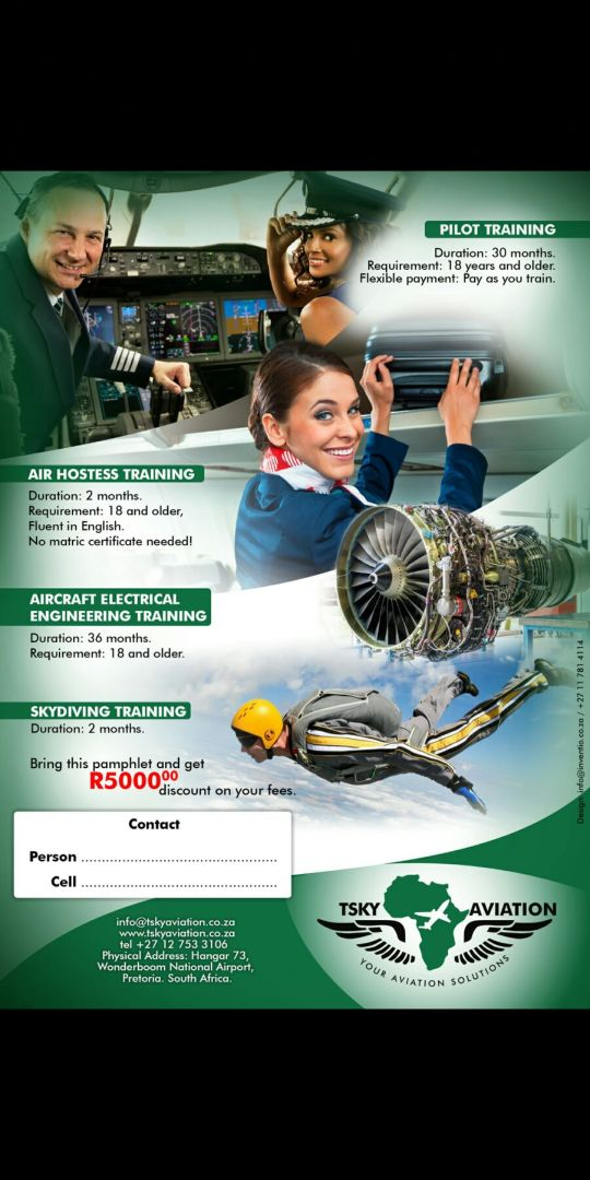 Aviation short courses