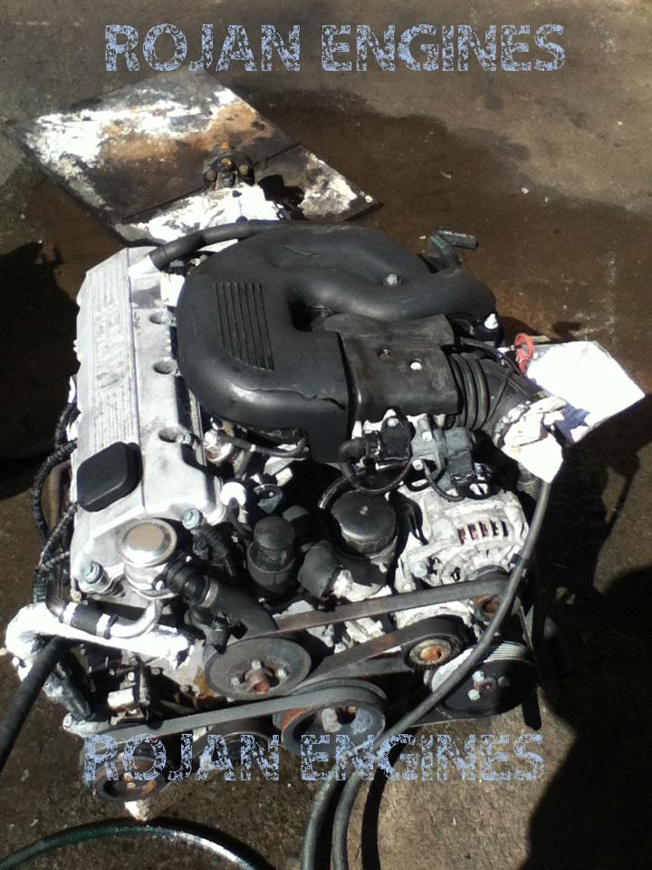 BMW 318 E46 M43 Engine for Sale