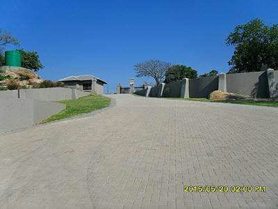 2.1 ha Plot for sale with house, flat & guard house