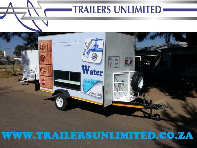 WATER TRAILER