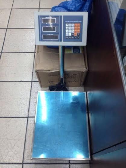 300kg Digital Price Computing Platform Scale