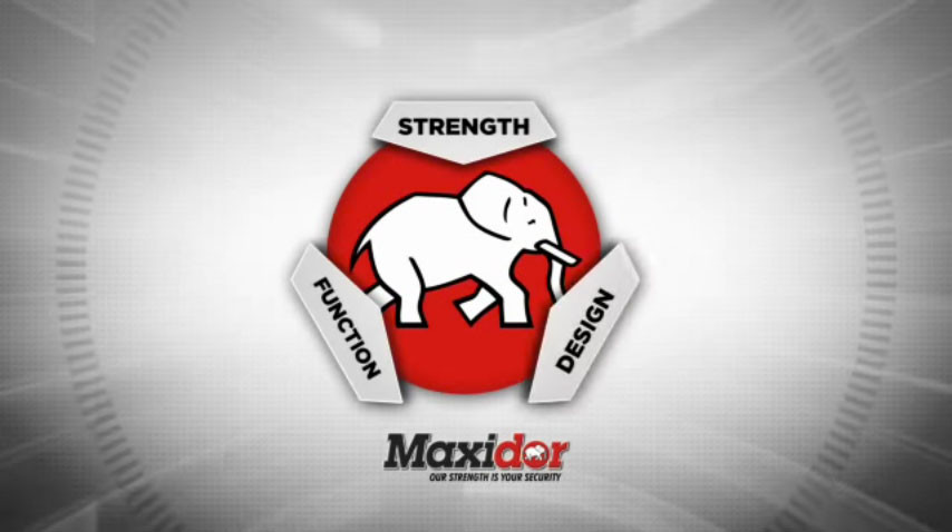 MAXIDOR - OUR STRENGHT, YOUR SECURITY