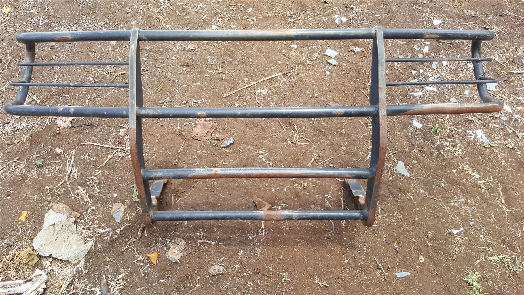 Isuzu KB Bull Bars available
