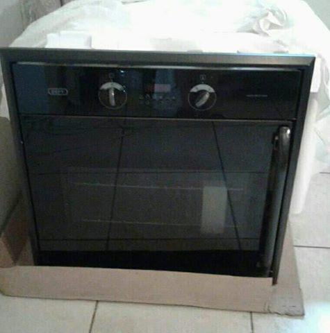 Brand new defy oven