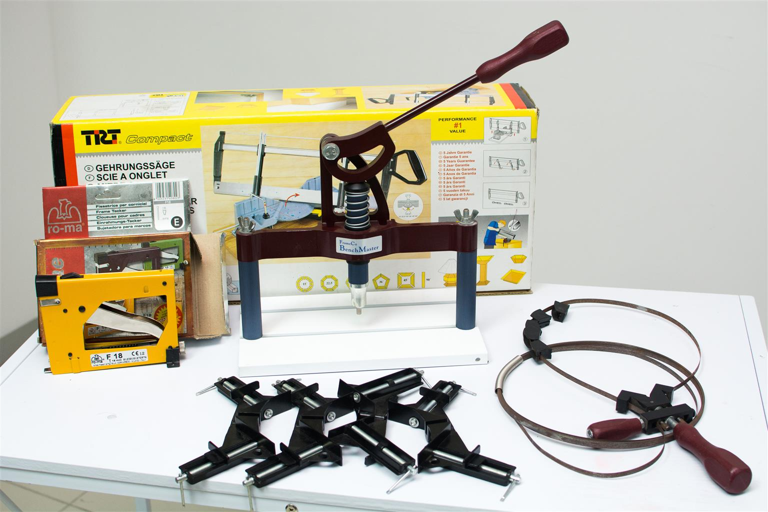 Frame Making Kit | Junk Mail