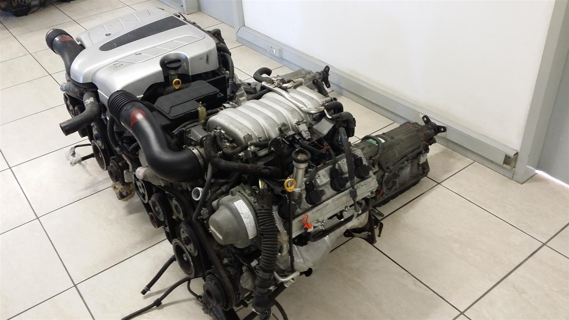 Lexus V8 Motor V8 1uz And 3uz For Sale Junk Mail