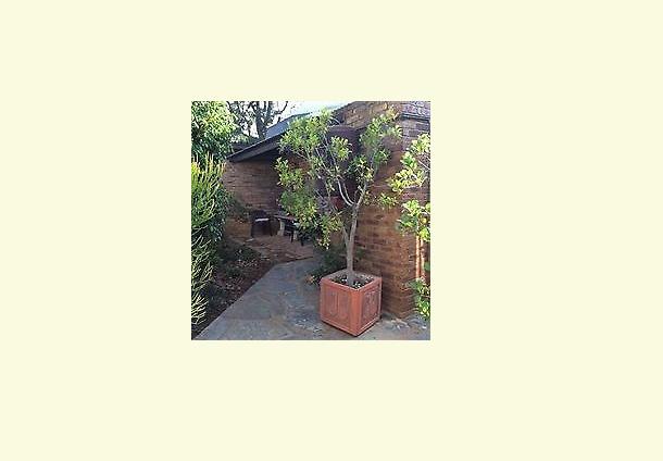 Modern Garden Flat [SINGLE person] - Menlyn Area
