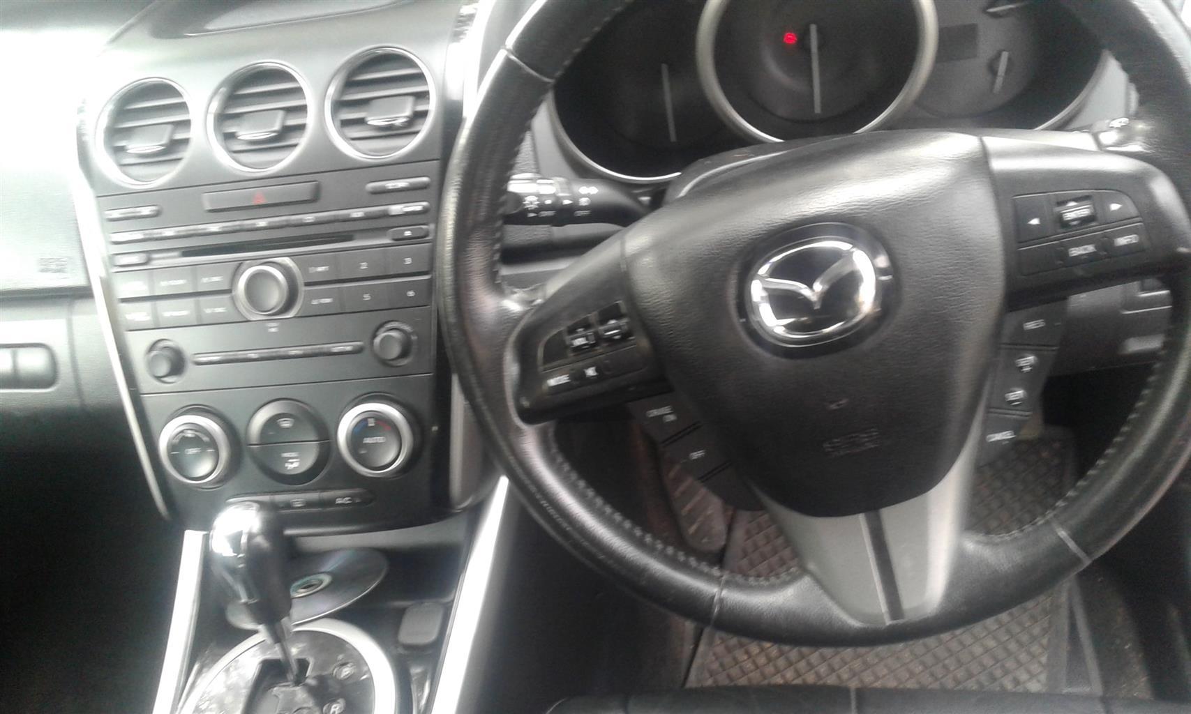 2012 Mazda CX 7 2.3T