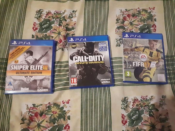 All 3 game