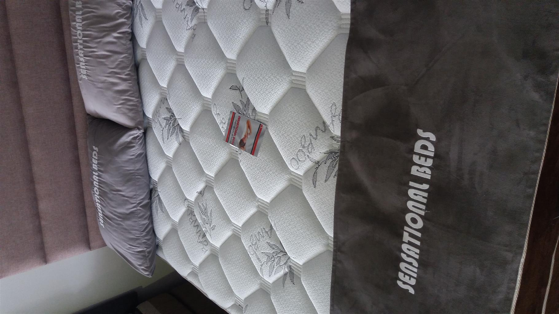 CLASSIC DOUBLE BED SET