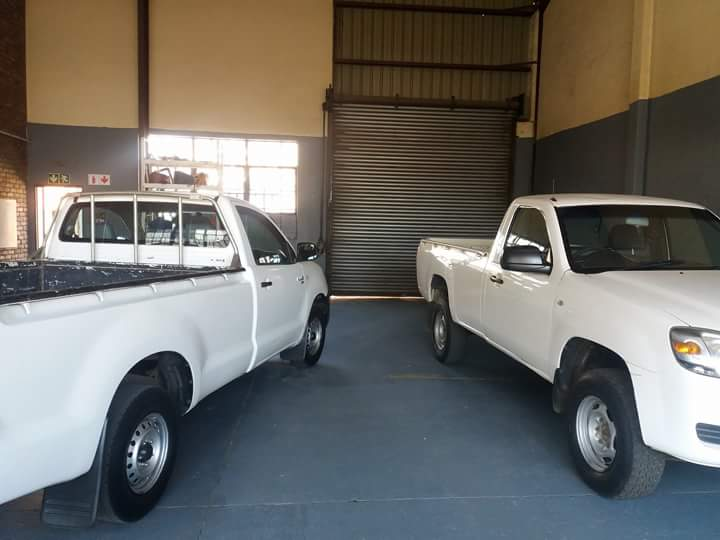 Bakkie for Hire Transport Services