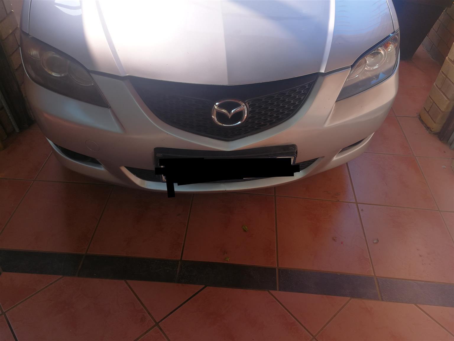 2004 Mazda 3 Mazda 1.6 Active