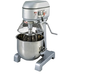 PLANETARY MIXER-60 Lt ANKOR (WITH SAFETY GUARD) - PMF7060