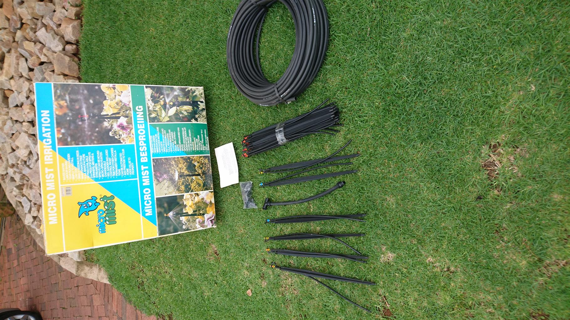 Irrigation system - Micro mist - new, in box