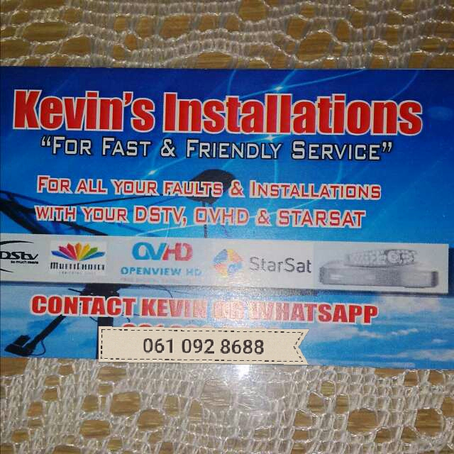 KEVIN'S INSTALLATIONS