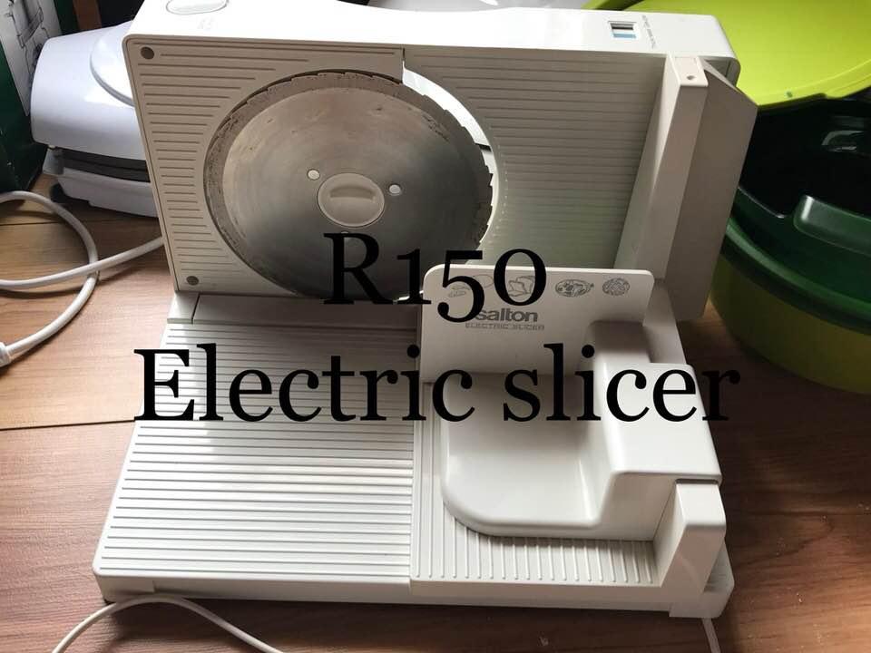 Electric slicer for sale