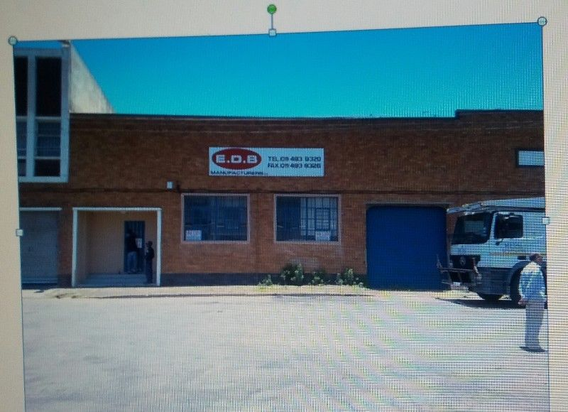 FACTORY TO LET - VERY PRODUCTIVE 495 m2 Lake View Estates JHB (Nr Ophirton/Booysens URGENT