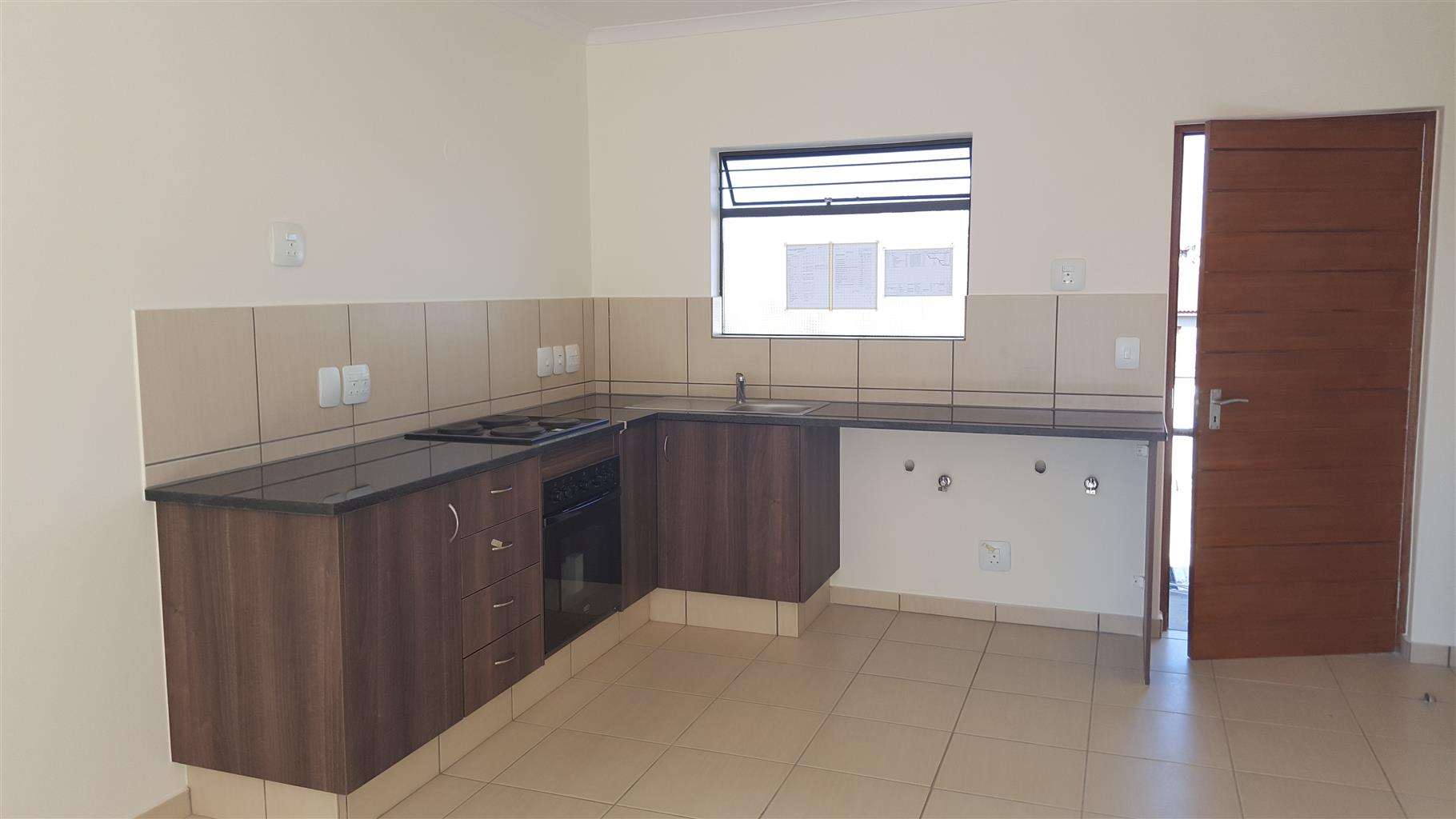 1 Bedroom Townhouse for rent.