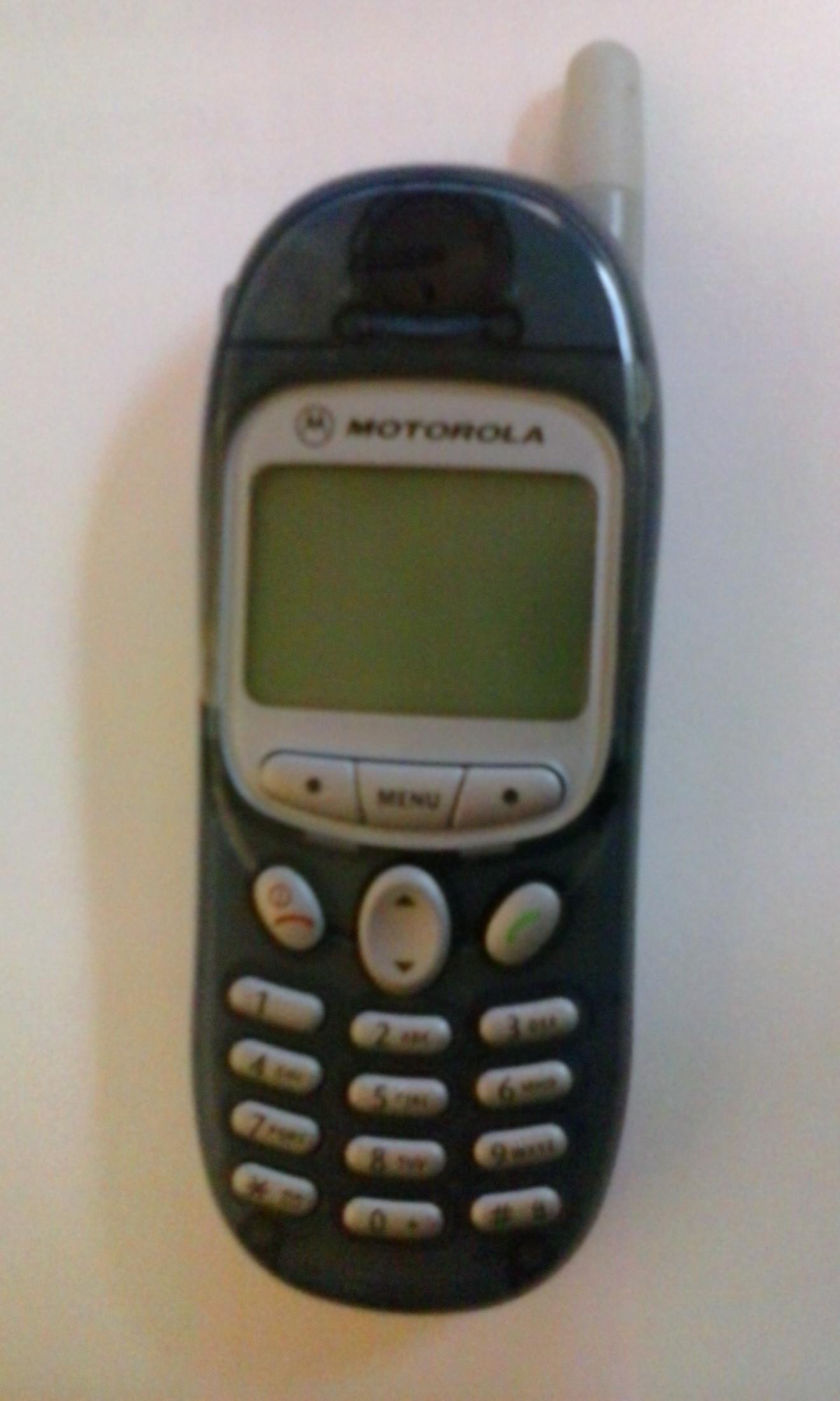 Motorola T190 - Cellphone