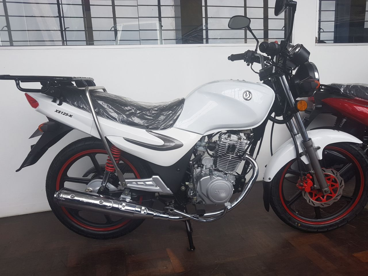 2019 Sym XS 125-K Delivery