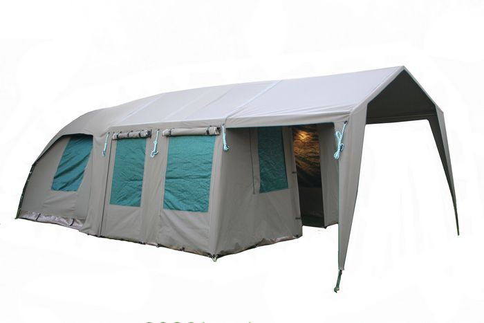 Campmor senior canvas tent for sale - only used once!