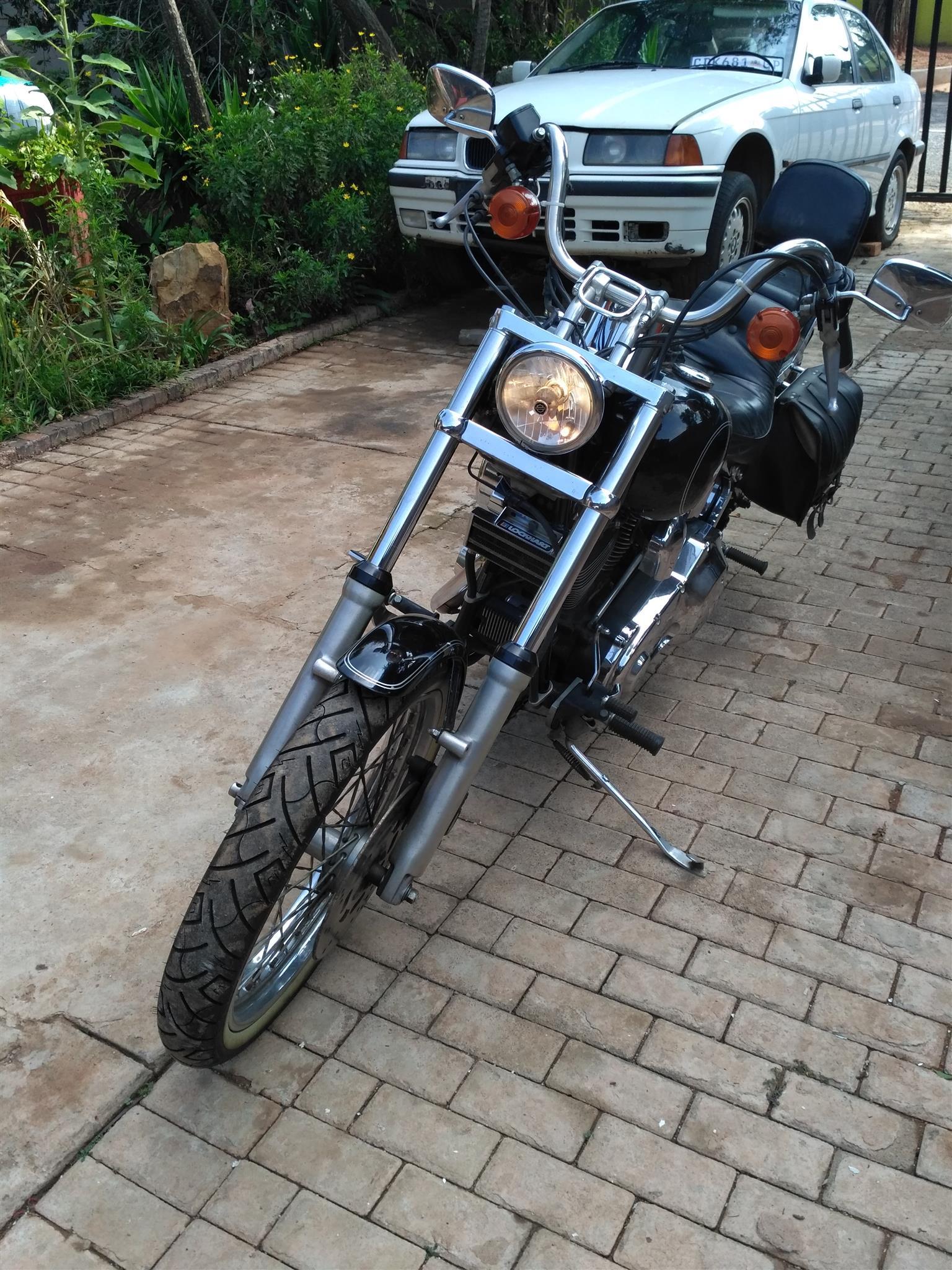 1997 Harley Davidson Softail
