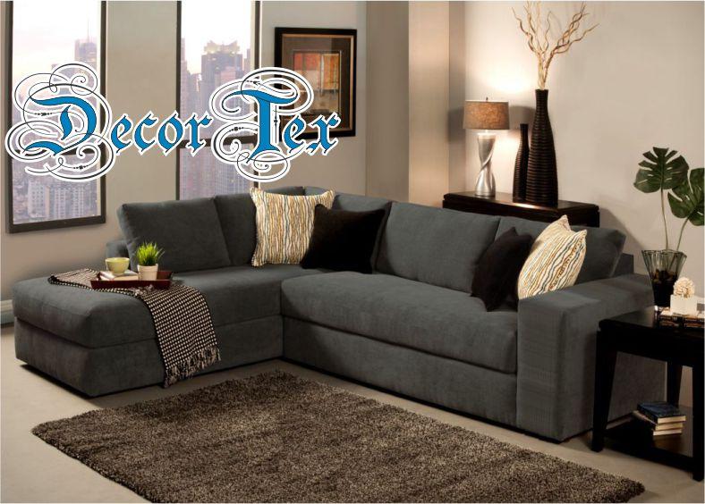 Jenna Corner Lounge Suites DecorTex