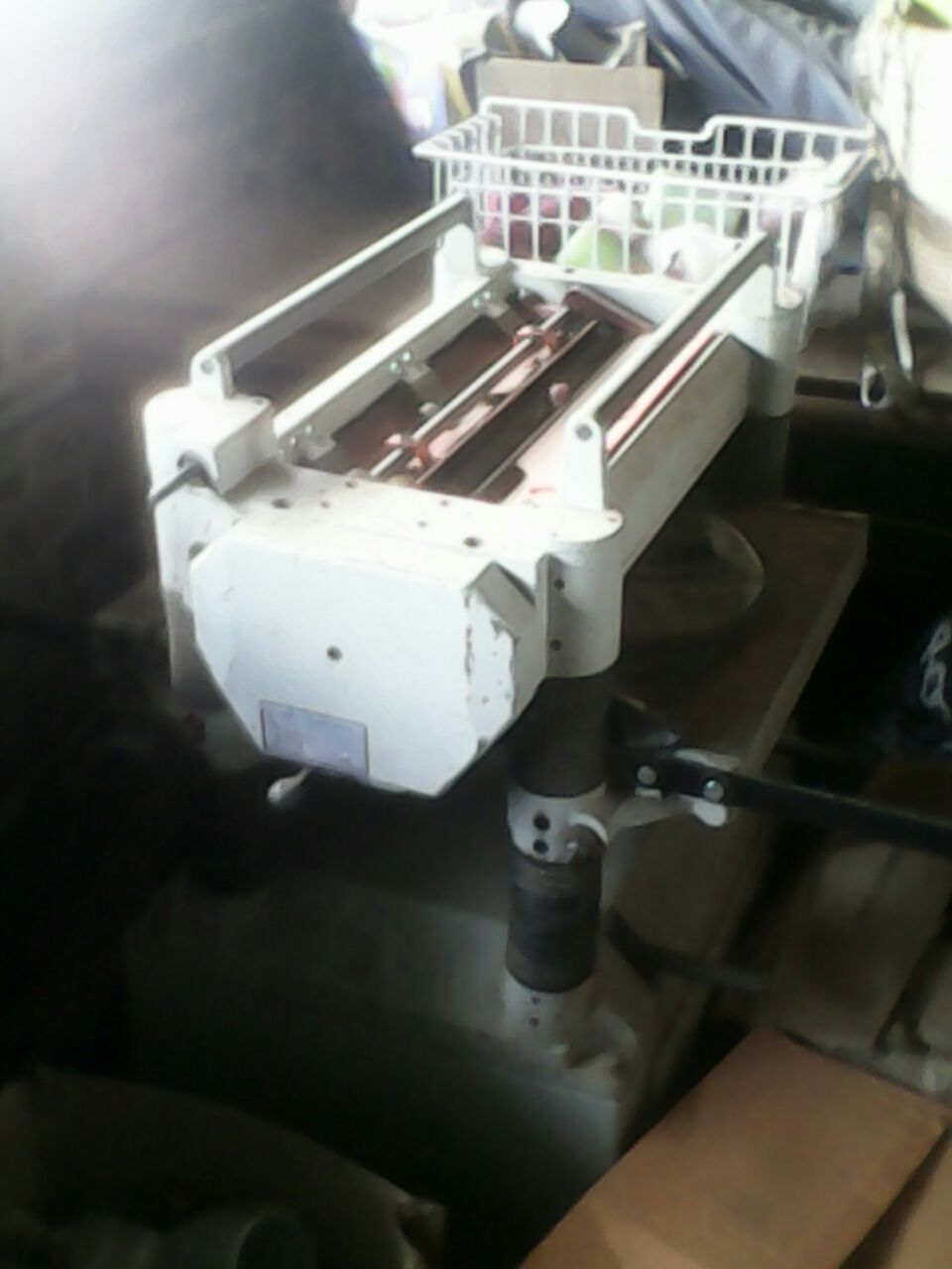 Wood Planner machine by Boss Machinery