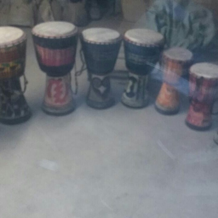 Djembe drums and Marimbas for sale