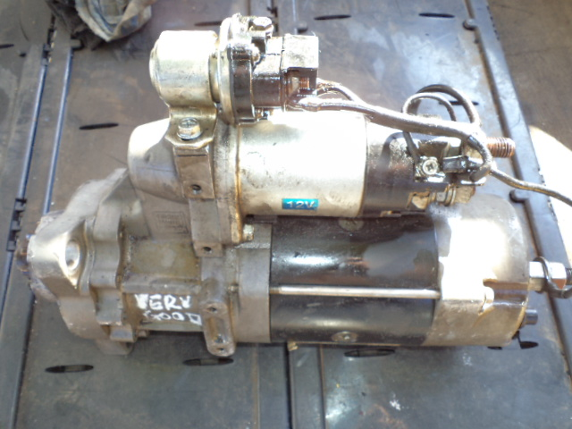 Delco Remy 39MT  starter motor.