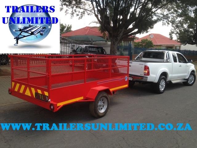 Red Utility 2500 x 1500 x 990