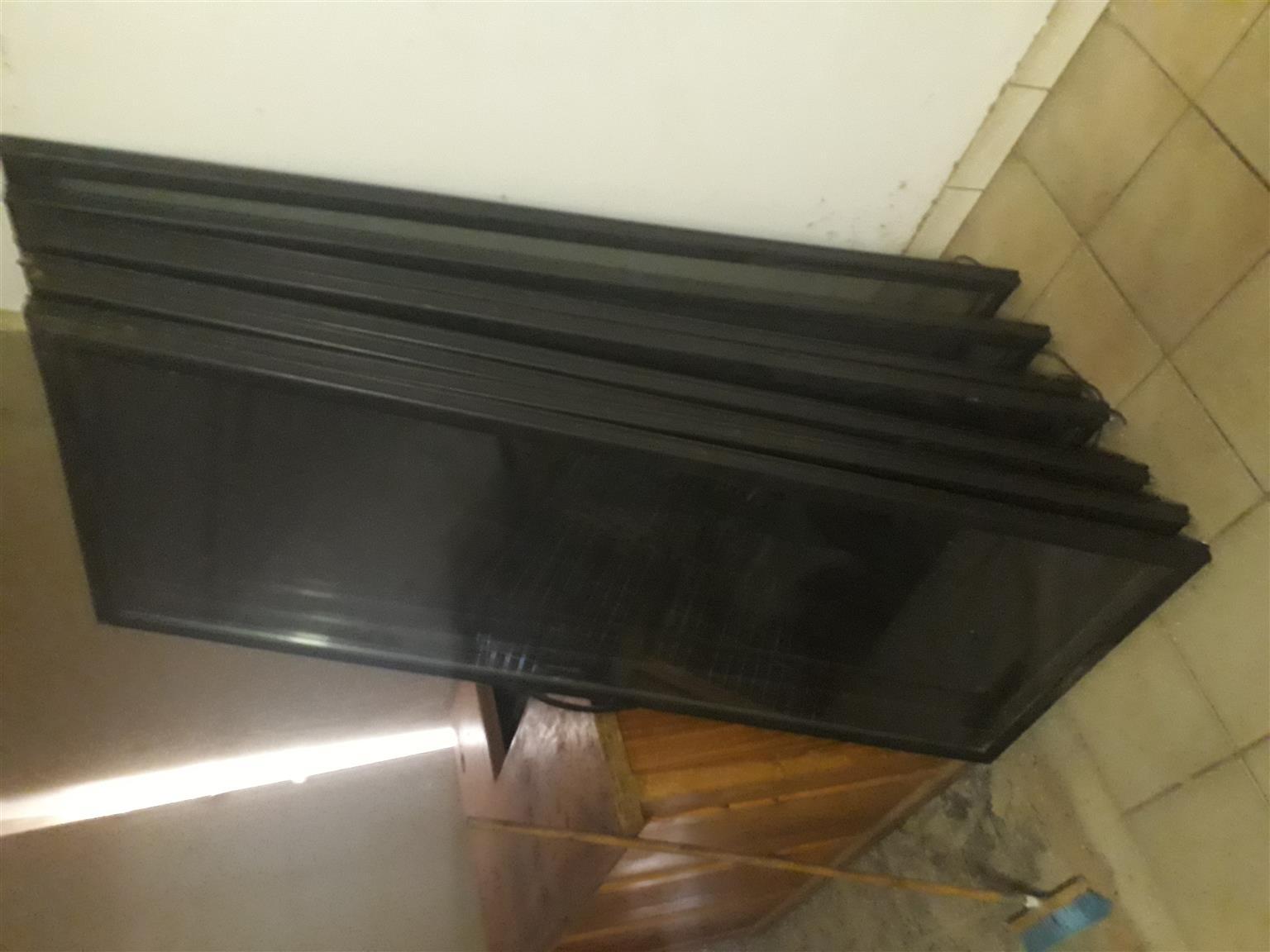 Complete 3 Glass Door Freezer Room For Sale Junk Mail